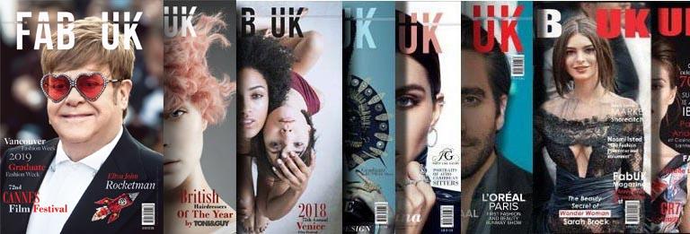 Fabuk magazines 2019 cannes