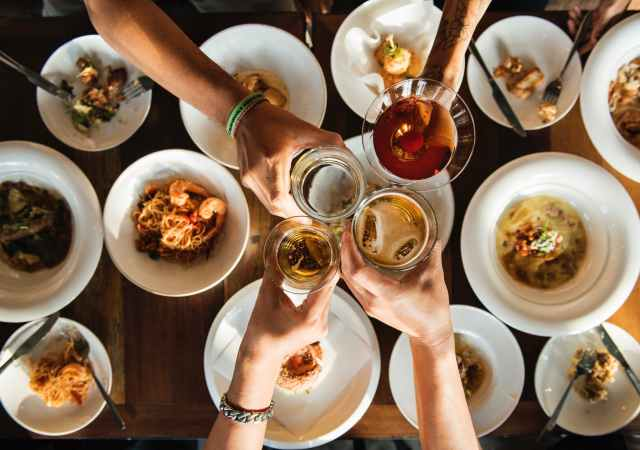 How to take the stress out of throwing a dinner party