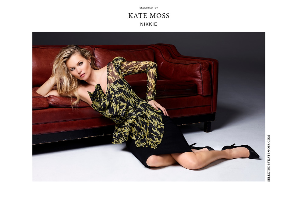 Nikkie selected by kate moss at pure london