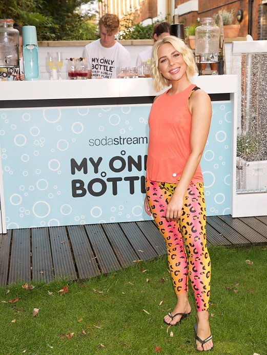 Sodastream launches my only bottle with influencer wellness event (2)
