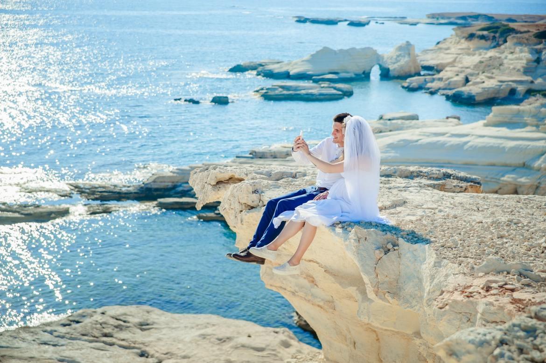 Wedding photo swap
