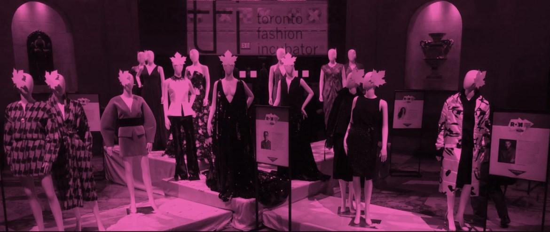Toronto fashion incubator x Canadian Design london fashion week 2019