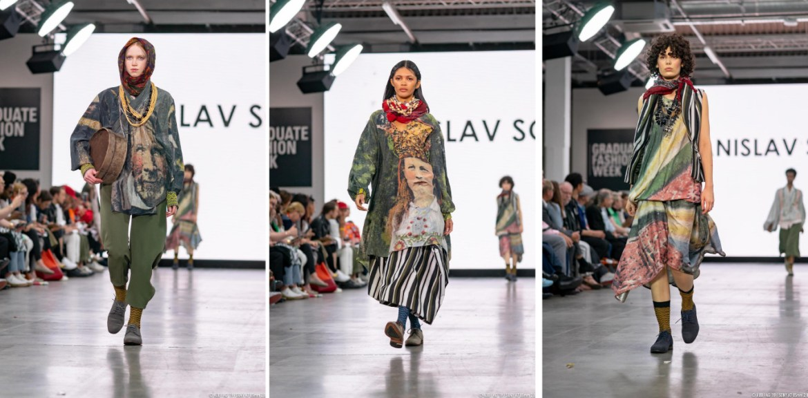 Janislav Graduate Fashion Week