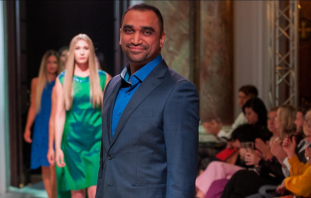 Omar mansoor ss20 fashion pact