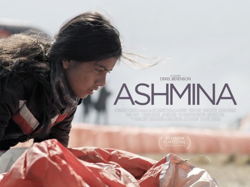 Dekel berenson's street cast british film 'ashmina' sheds a light on a country threatened by tourism