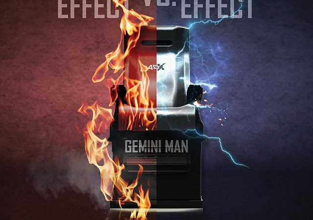 Gemini man 4dx