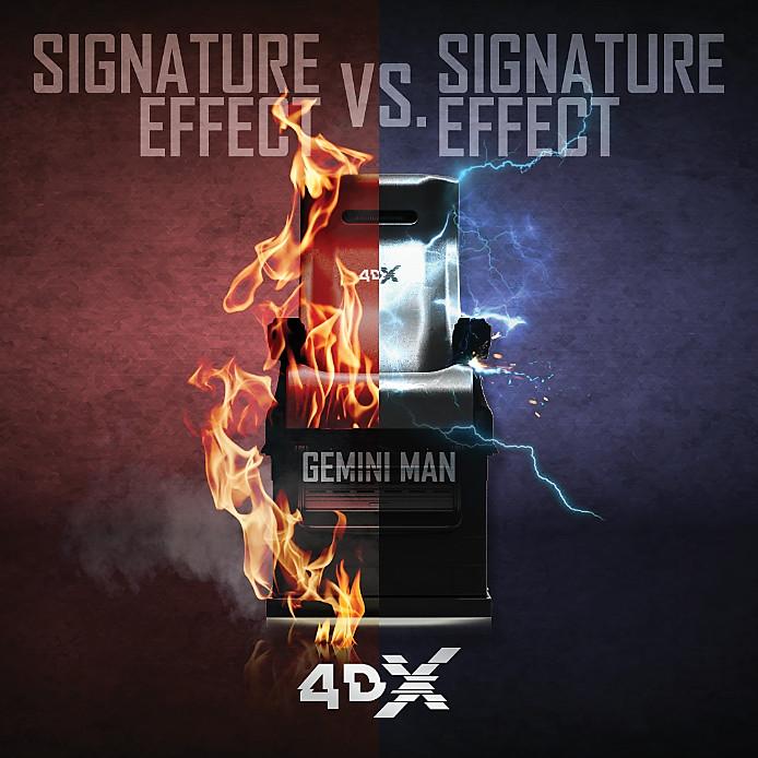 Gemini man 4dx