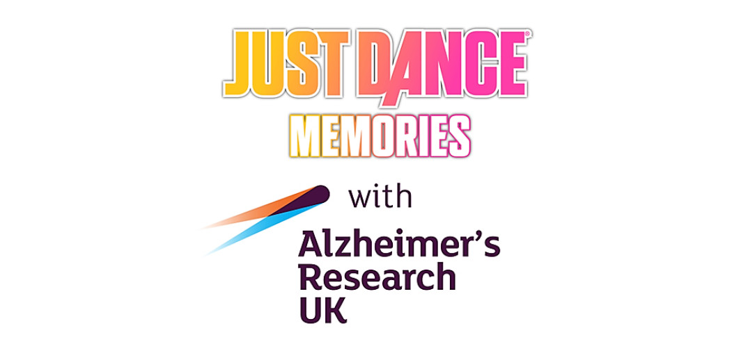 "Just dance® and alzheimer's research uk announce ""just dance memories"""