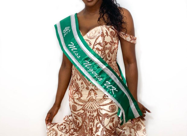 Miss nigeria uk 2019 adedoyin george