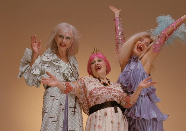 Pure london announce dame zandra rhodes as sunday's keynote speaker