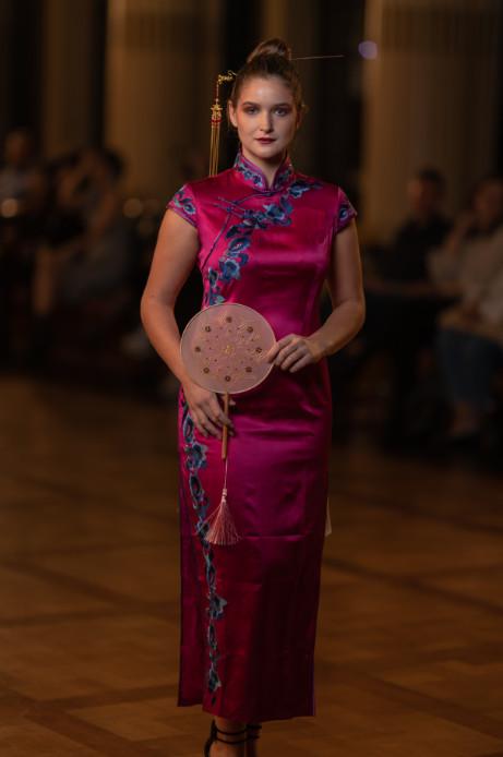 Yuuki bright night fashion show (6)