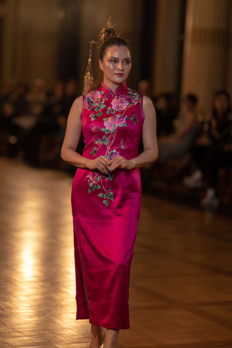 Yuuki bright night fashion show (7)