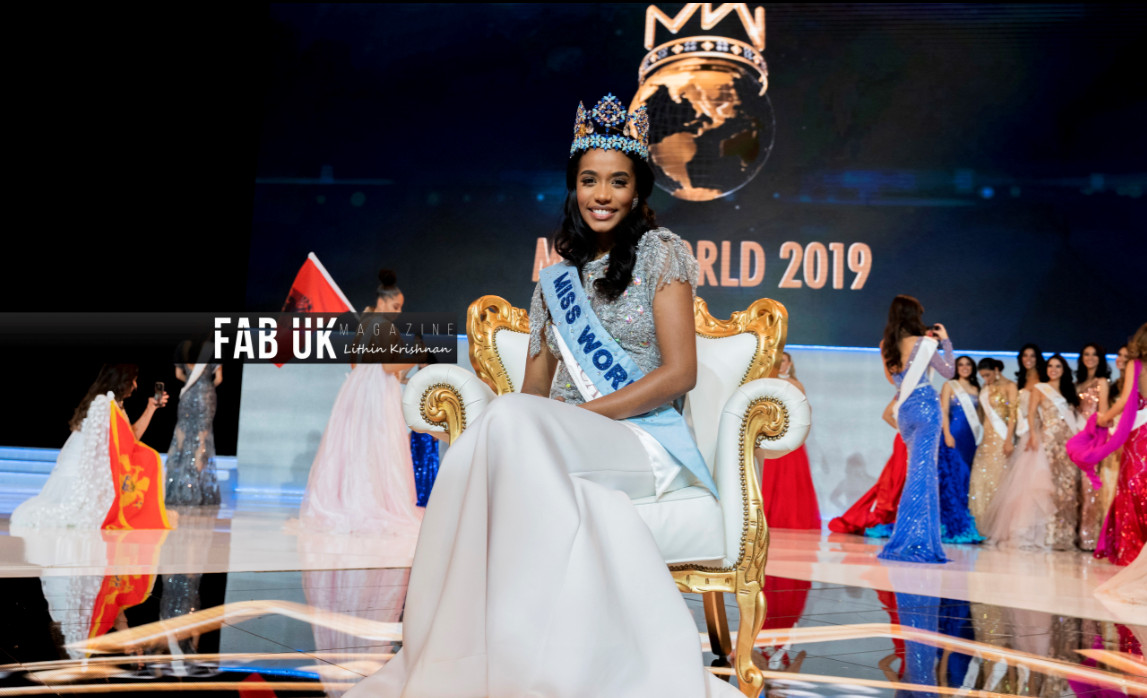 Miss world 2019 Jamaican