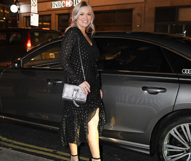 Cher webb arrives in an audi at the vanity fair ee bafta rising star party at the standard, london, wednesday 22 january 2020 (2)