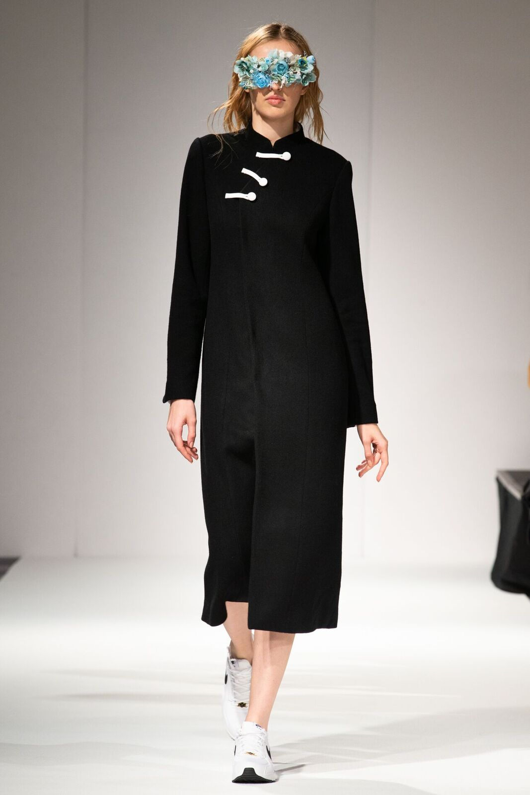 Apujan aw20 show during london fashion week (1)
