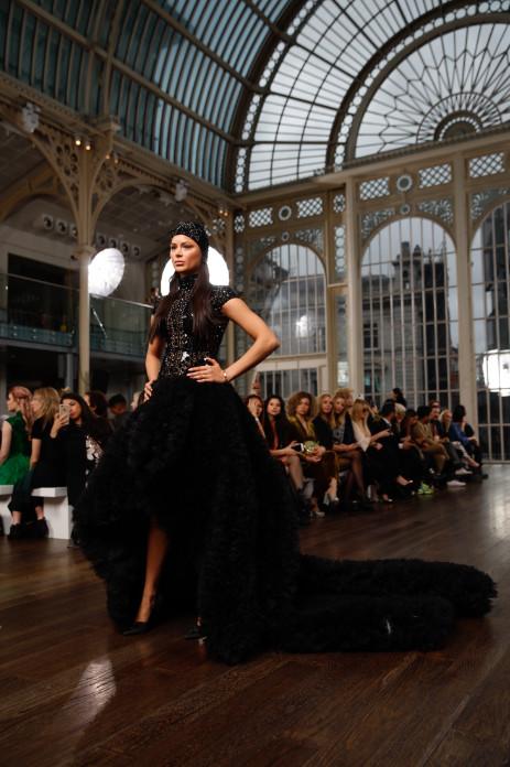 Atelier zuhra x royal opera house london fashion week (10)