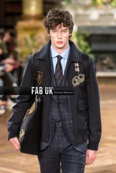 Daks aw20 show during london fashion week (15)