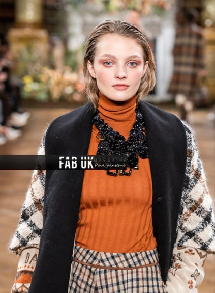 Daks aw20 show during london fashion week (8)