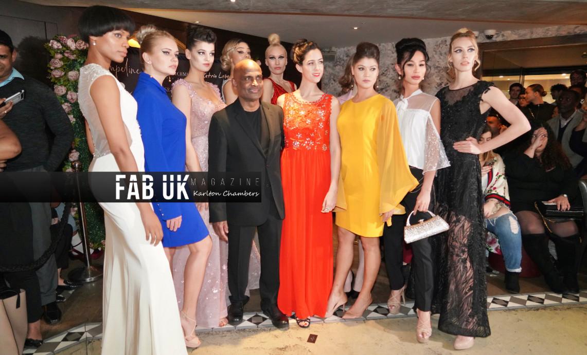 Izabela calik aw20 show during london fashion week (2)