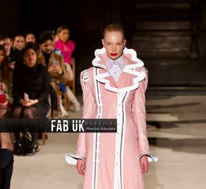 Malan breton aw20 show during london fashion week (3)