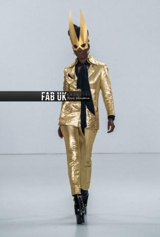 Pam hogg aw20 show during london fashion week (3)