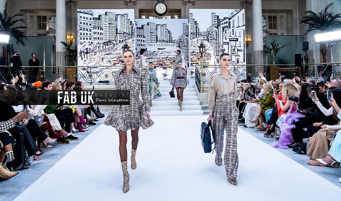 Paul costelloe aw20 show during london fashion week (11)