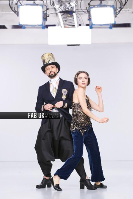 Rohmir aw20 during london fashion week (3)