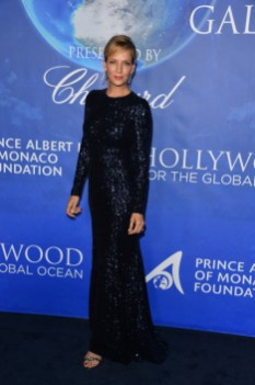 Uma thurman, sharon stone, and more attend 2020 hollywood for the global ocean gala (26)