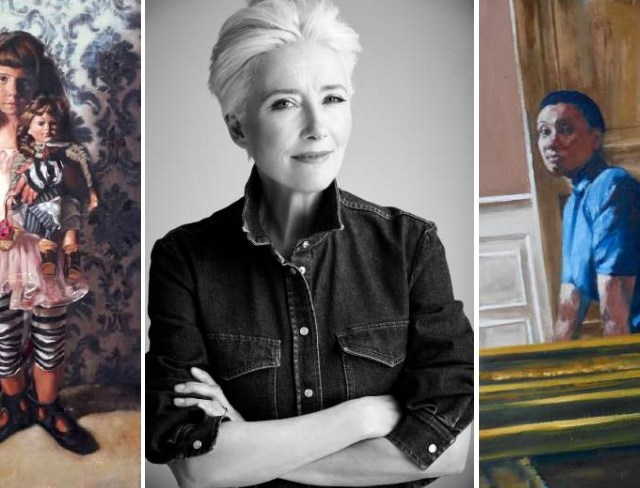 Dame emma thompson backs female art prize