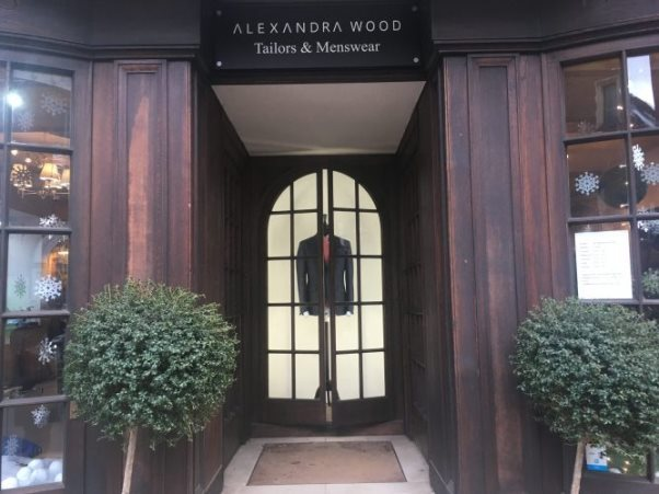Savile row's first female tailor re opens 400 year old store