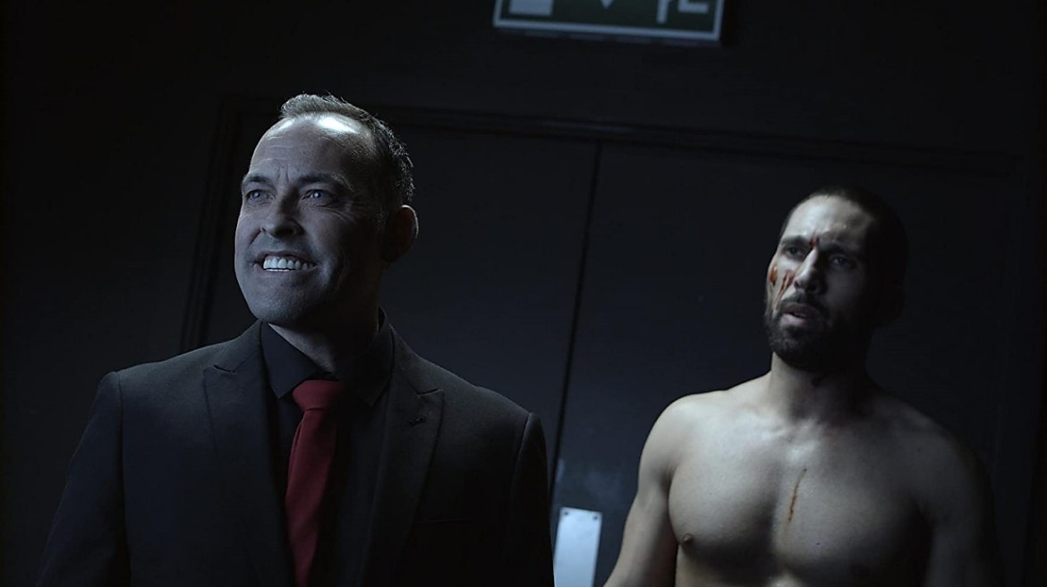Ryan davies and serhat metin in hellkat