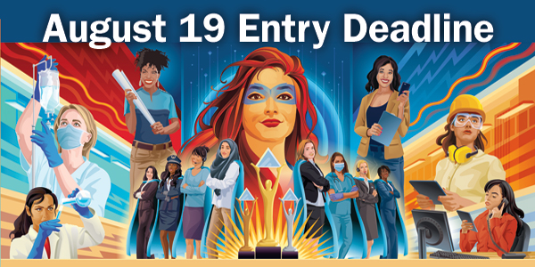 The stevie® awards issues call for entries in 17th annual stevie awards for women in business