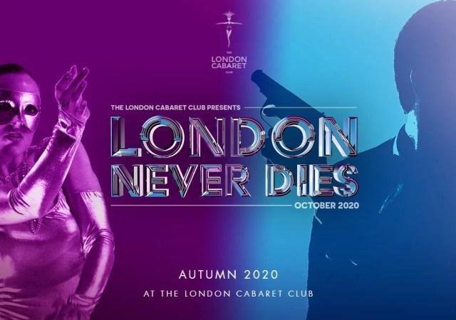 London never dies