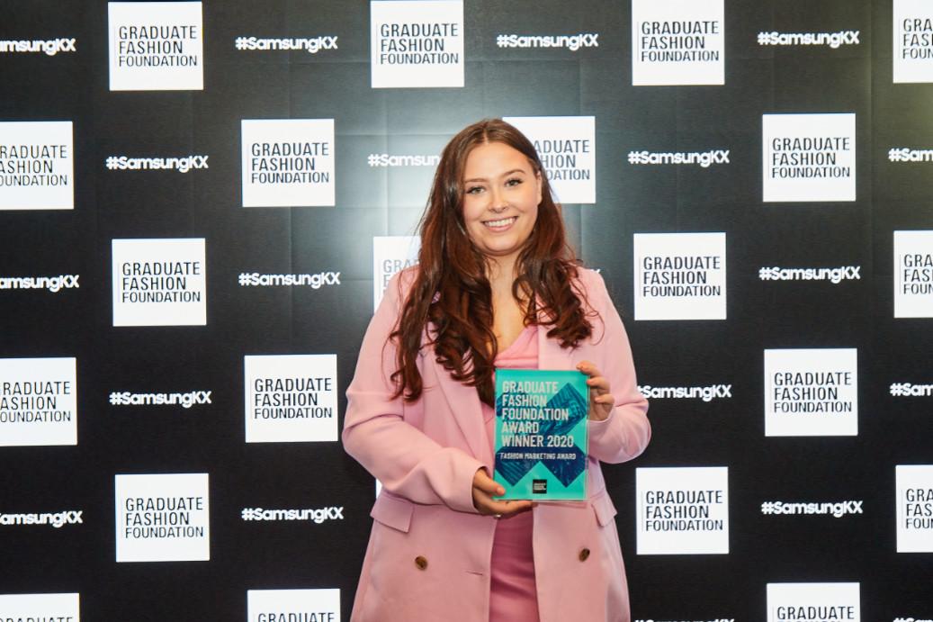 Annie taylor fashion marketing award