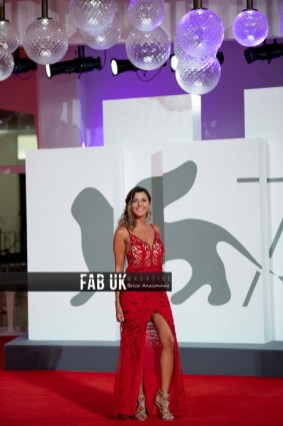 Claudia conte at 77th venice film festival (1)