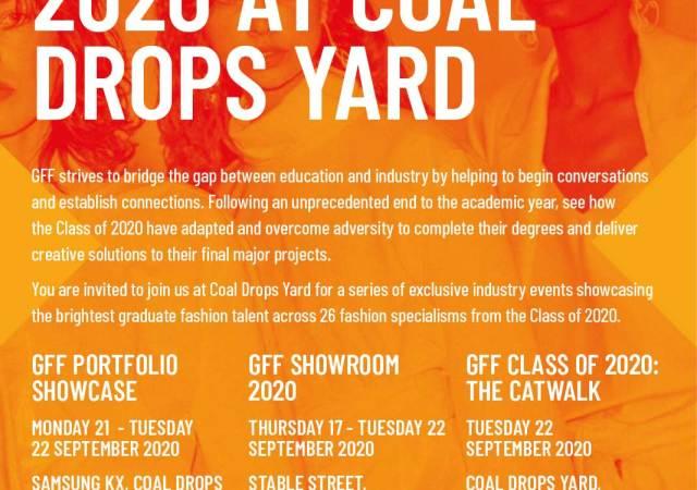 Gff presents class 2020
