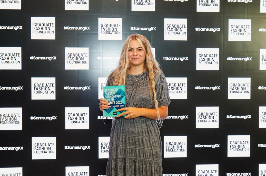 Jasmine de baeza fashion illustration award