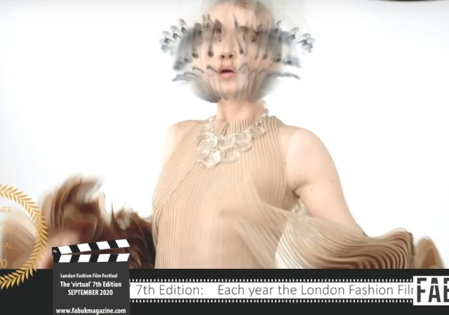London fashion film festival 2020