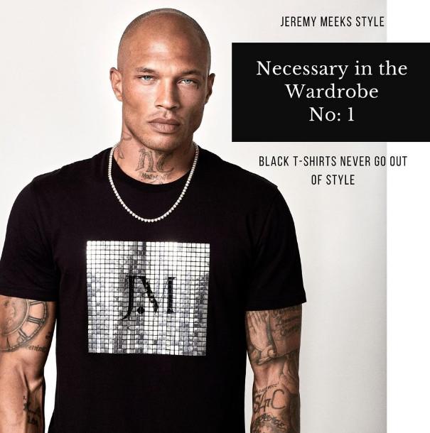 Model jeremy meeks launches his debut fashion brandav