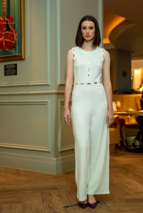 Omar mansoor ss21 london fashion week (1)