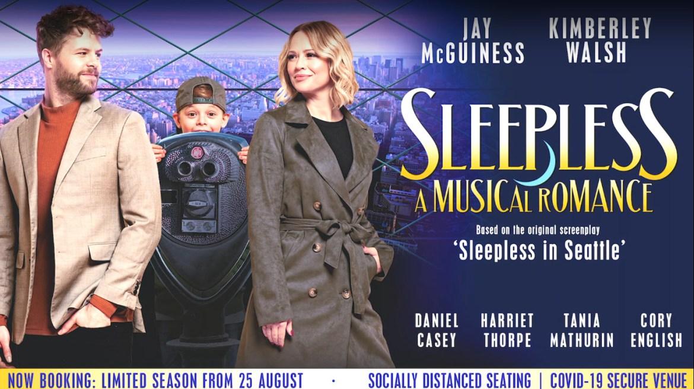 Sleepless the musical
