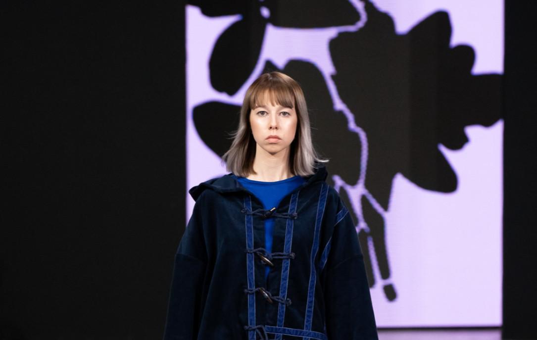 K titova designed by ekaterina titova show at mercedes benz fashion week russia