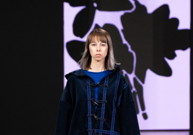 K titova designed by ekaterina titova show at mercedes benz fashion week russia