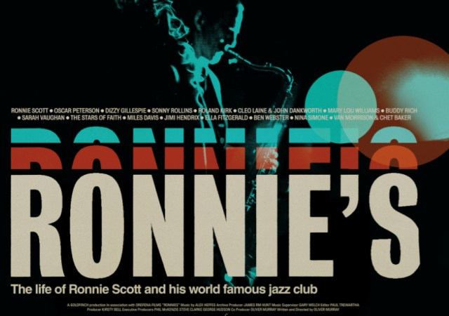 Ronnie's cinema release and trailer alert