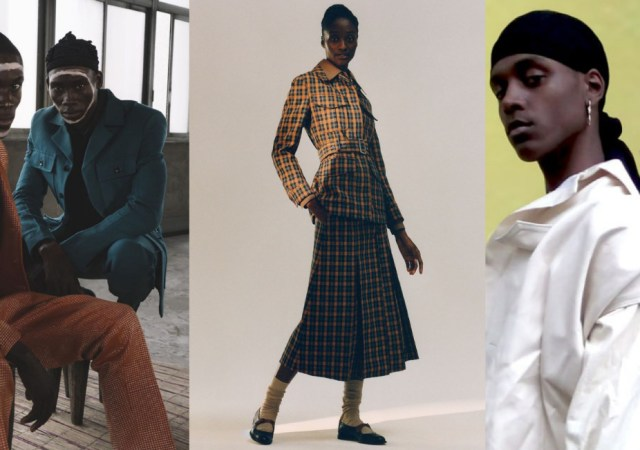 Spotlight on the black fashion community