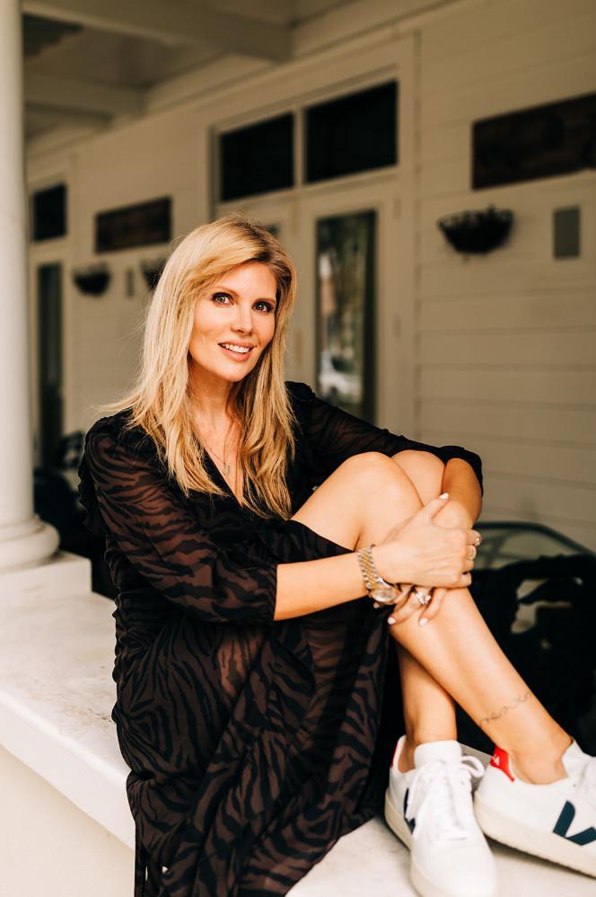 British born film producer karina michel