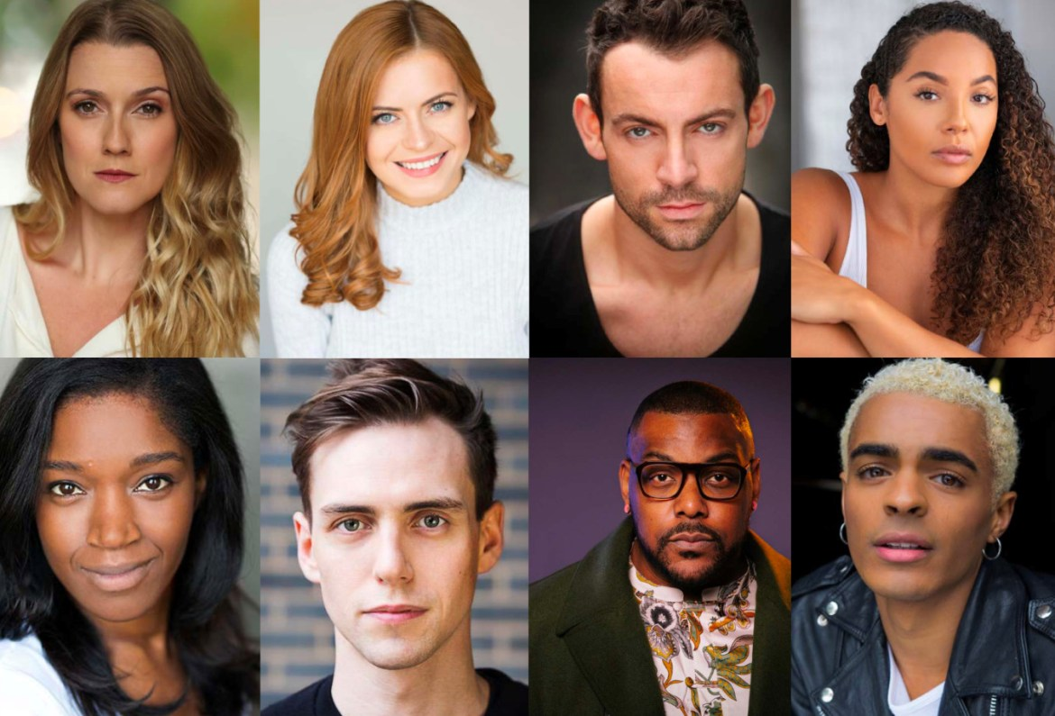 'west end musical christmas live' at the palace theatre