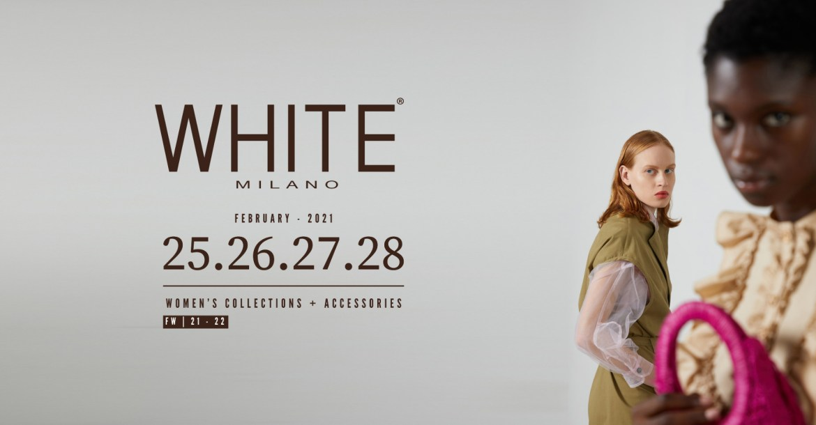 White confirms its dates from 25 to 28 february 2021, during milan fashion week