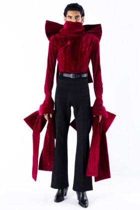 Arturo obegero during paris menswear fashion week (2)