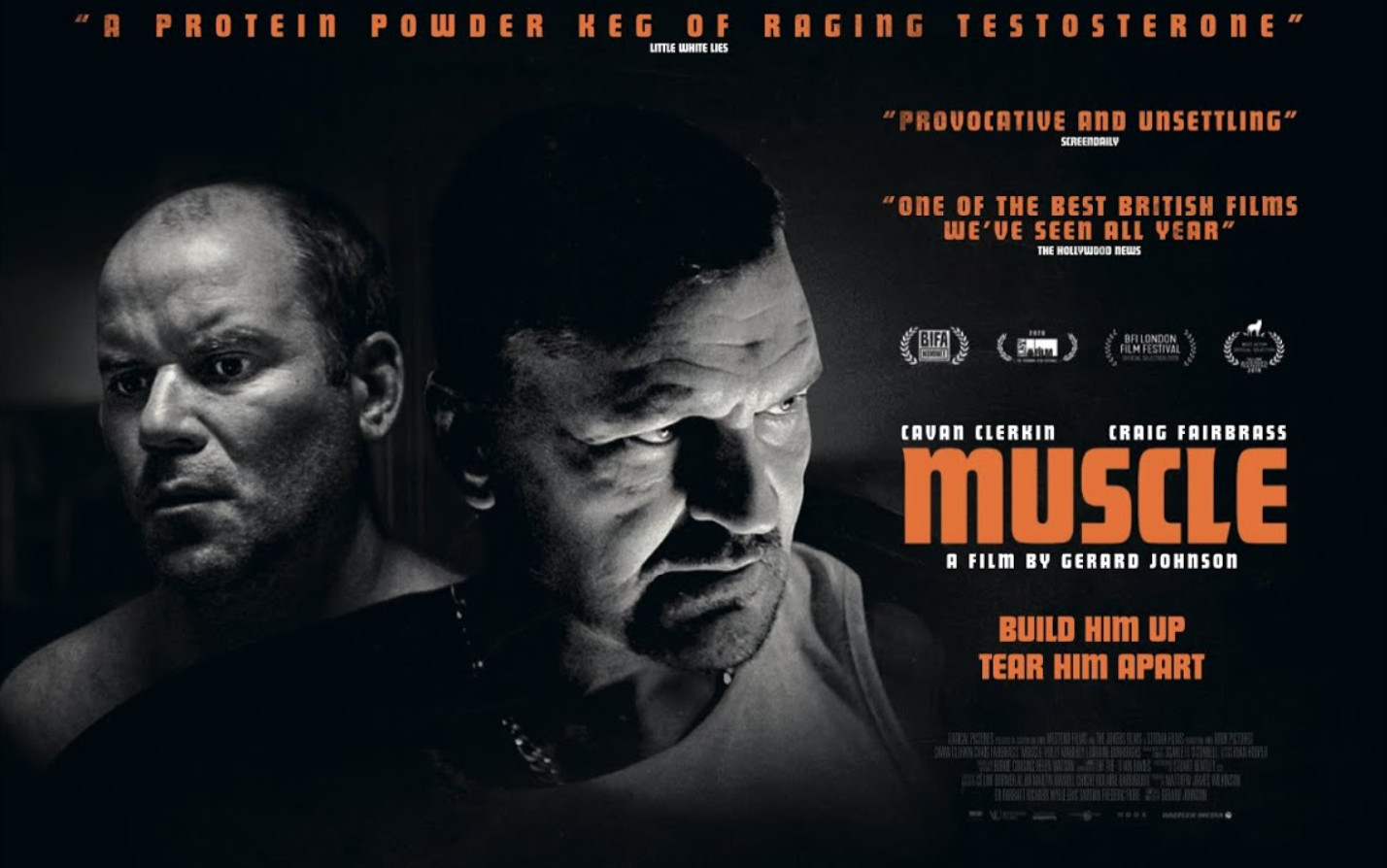 Muscle film